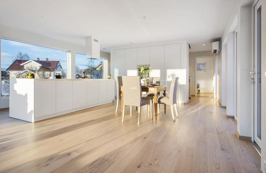 Kjøkken og bad levert til boligprosjekt på jessheim   fresh interiør