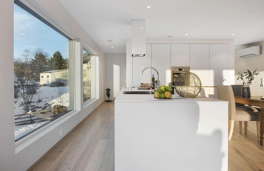 Kjøkken og bad levert til boligprosjekt på Jessheim - Fresh ...