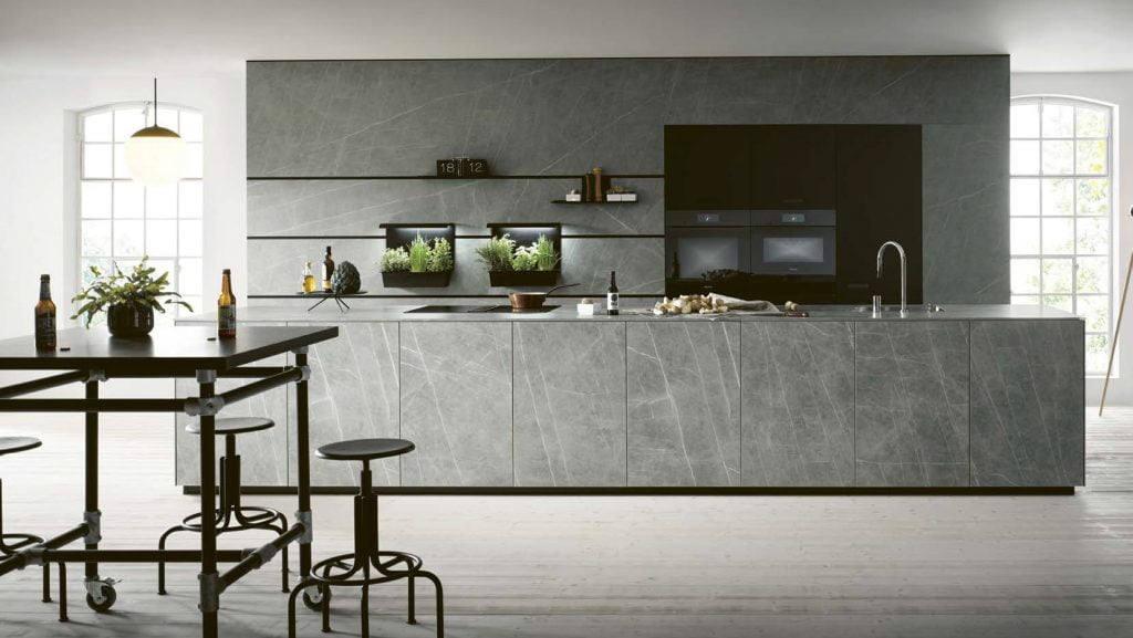 NX 950 Ceramic marble grigio