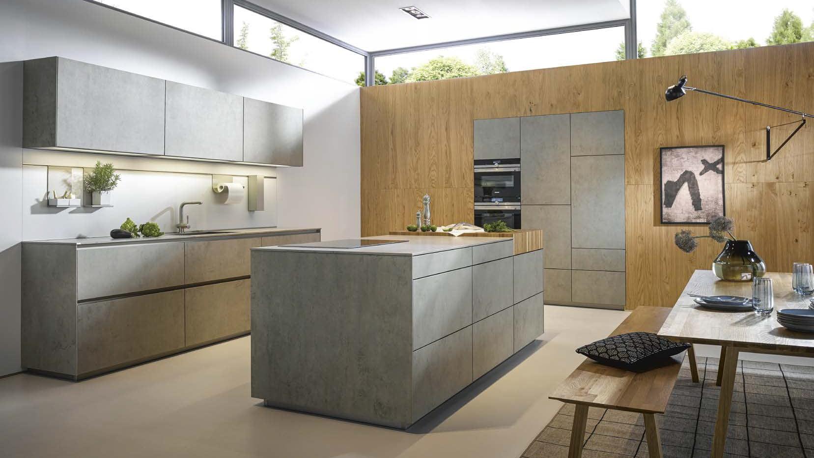 NX 950 Ceramic concrete grey