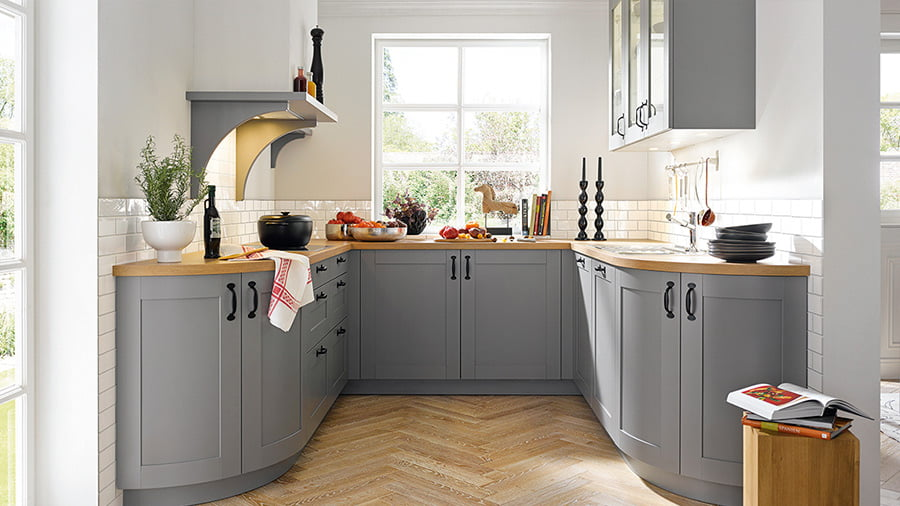 Casa L278 Agate grey silk gloss