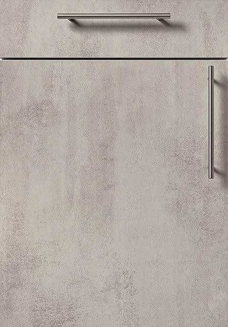 ELBA K023 Concrete quartz grey effect